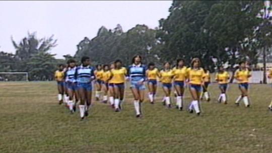 As guerreiras do esporte proibido: conheça a história de resistência das pioneiras do futebol