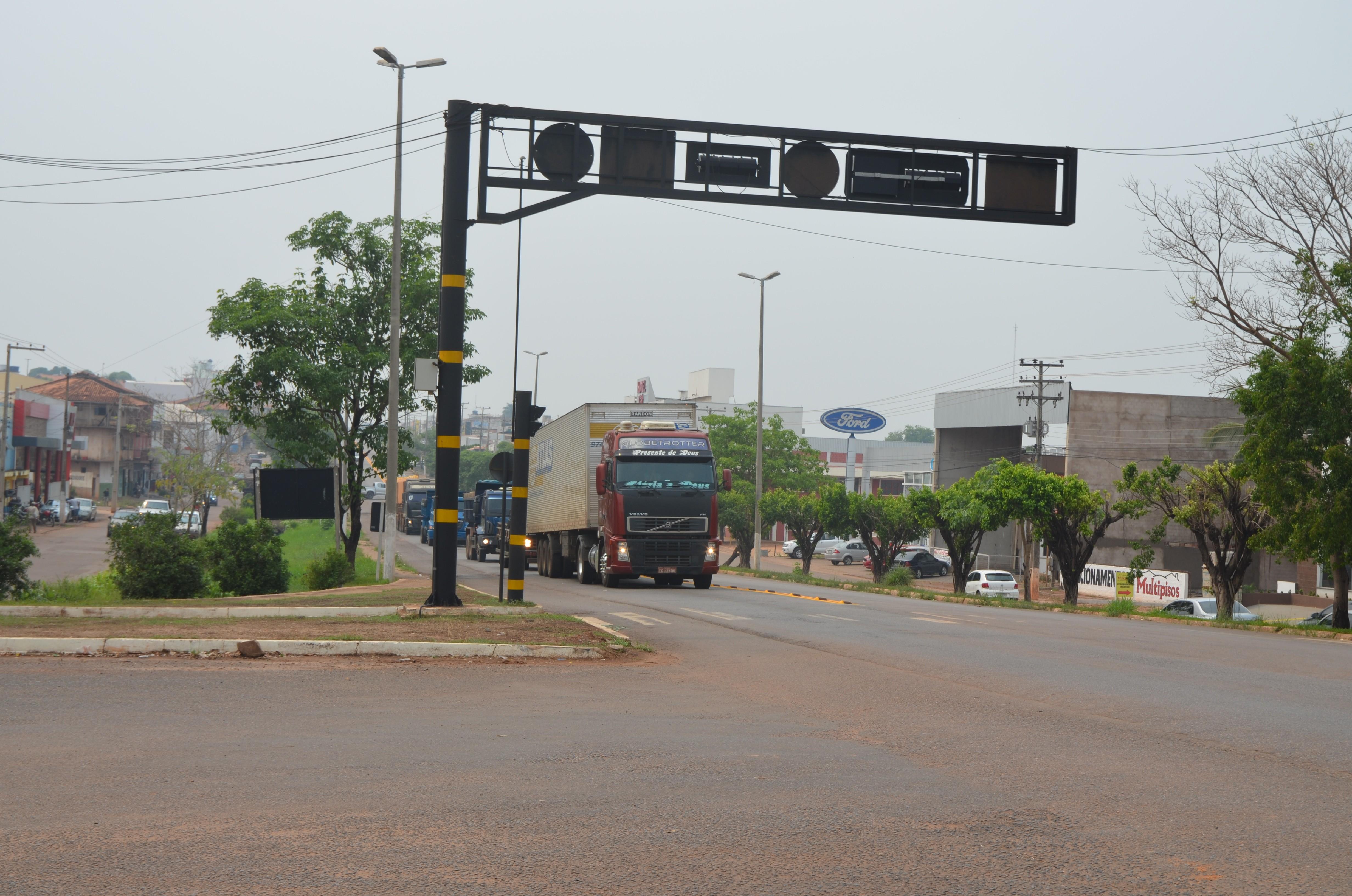 Acidente de trabalho é tema de encontro para caminhoneiros em Cacoal, RO