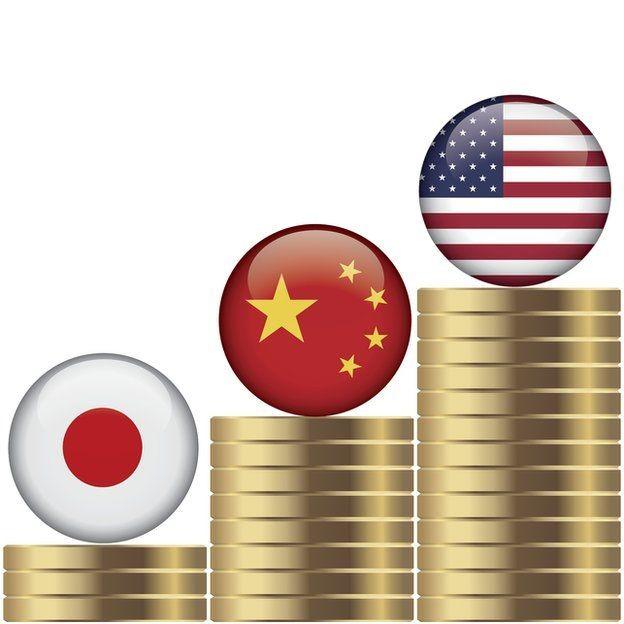 Economia japonesa entrou em recessão nos anos 2000 e voltou a crescer nos últimos anos, mas a taxas bem modestas (Foto: Getty Images via BBC)
