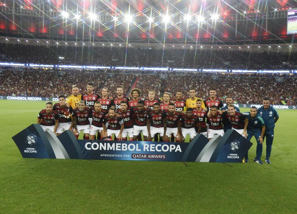 Flamengo vence a Recopa Sul-Americana pela primeira vez; veja todos os campe�es