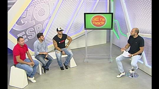 Para Zé Augusto e Hadson, falta de profissionalismo do futebol paraense prejudica os clubes; Ex-atletas falam da ausência de ídolos no Pará