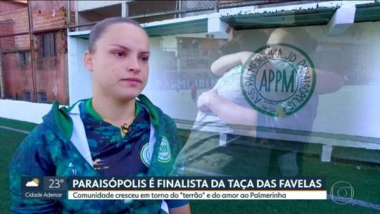 Paraisópolis vai disputar a final da Taça das Favelas em São Paulo