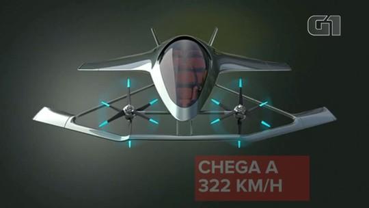 Aston Martin cria conceito para 'carro voador de luxo'