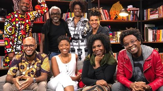 Papo de Novela: especial de Dia da Consciência Negra emociona elenco; reveja melhores momentos