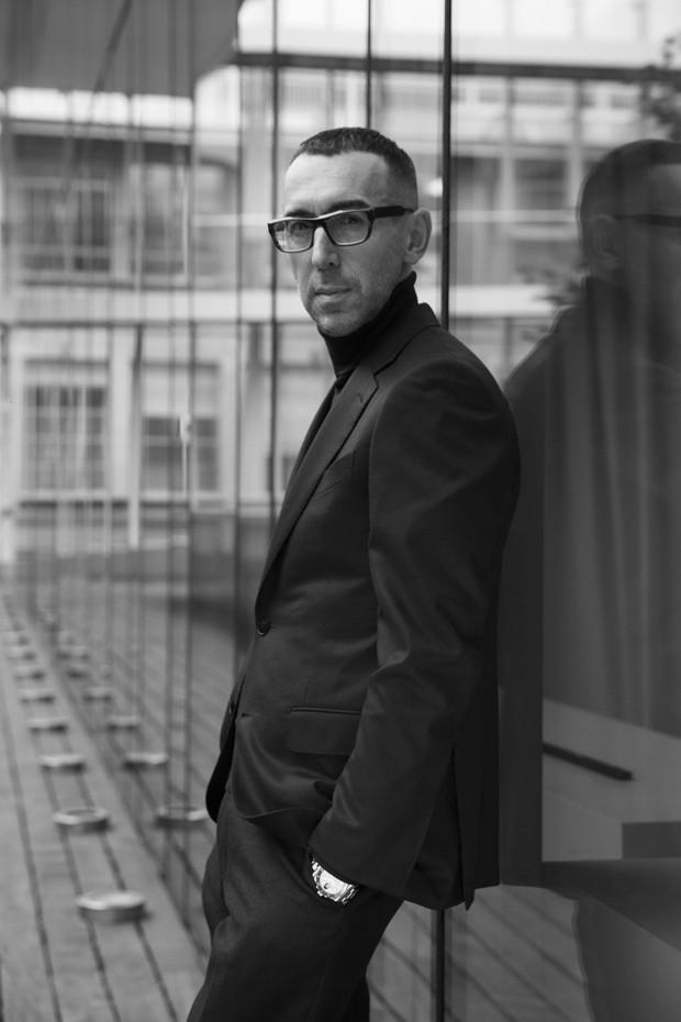 Alessandro Sartori, diretor criativo da Ermenegildo Zegna  (Foto: Divulgação)
