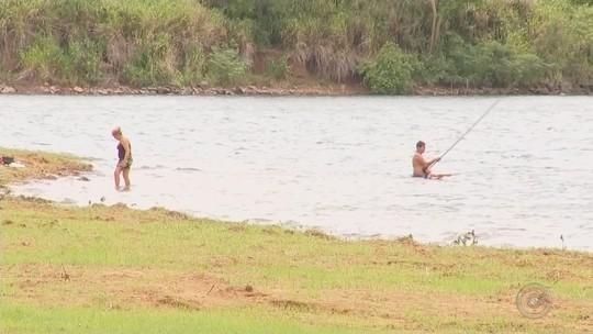 Feriado de Ano Novo termina com três mortes por afogamento nos rios da região
