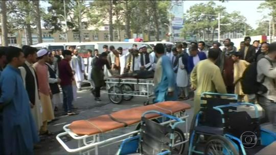 Atentado deixa 34 mortos no Afeganistão