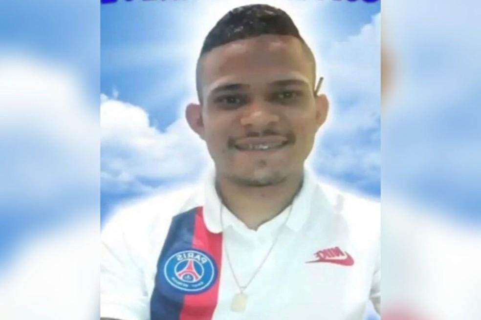 Jardeson Rodrigues Martins tinha 21 anos e foi morto na última quinta-feira (13) — Foto: Arquivo pessoal
