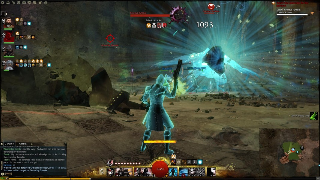 Guild Wars 2 | Jogos | Download | TechTudo