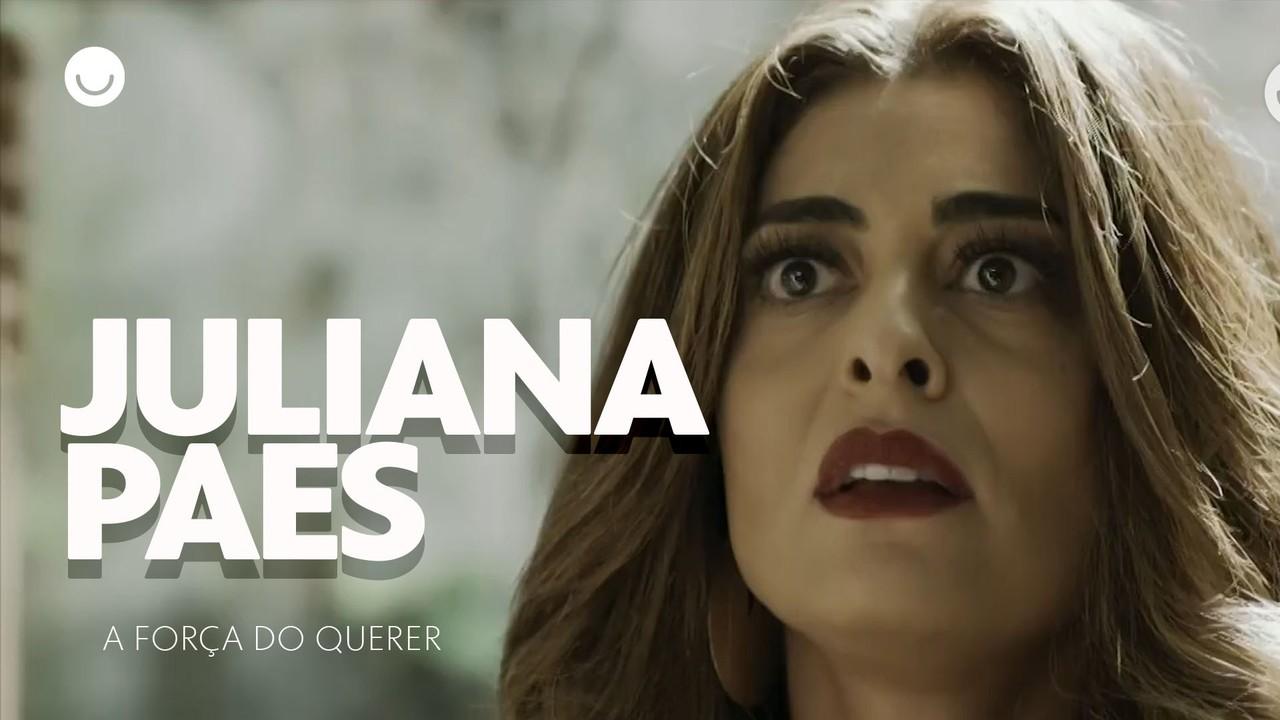 Juliana Paes relembra momentos marcantes de 'A Força do Querer'