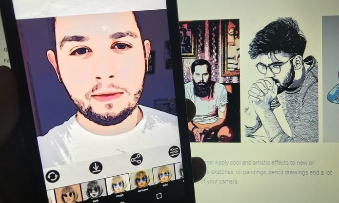 Melhores Aplicativos Para Transformar Suas Fotos Em Caricaturas
