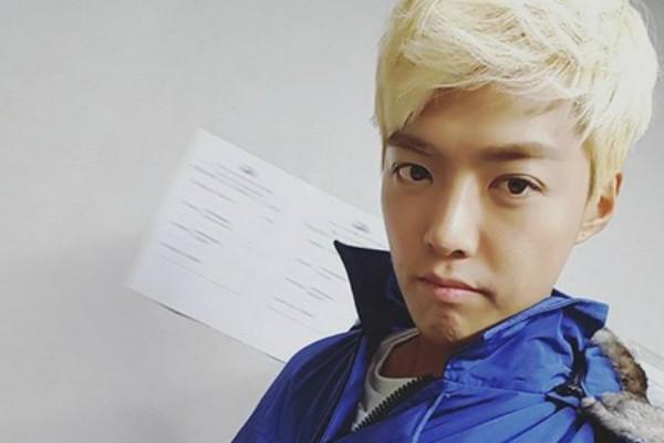O cantor japonês Kangnam  (Foto: Reprodução Instagram)
