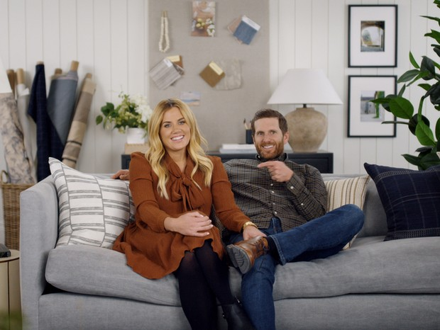 DREAM HOME MAKEOVER - Shea and Syd McGee of Studio McGee from episode 2 of DREAM HOME MAKEOVER. CR. Courtesy of NETFLIX/NETFLIX © 2020 (Foto: NETFLIX © 2020)