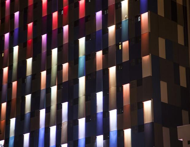 Saiba o que é fachada cinética e confira 10 projetos pelo mundo (Foto: Divulgação )