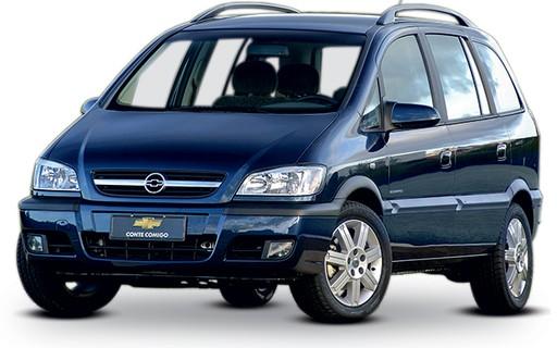 Usado Do Dia Chevrolet Zafira 2012 Autoesporte Noticias