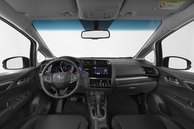 Honda WR-V 2021 (Foto: Divulgação)