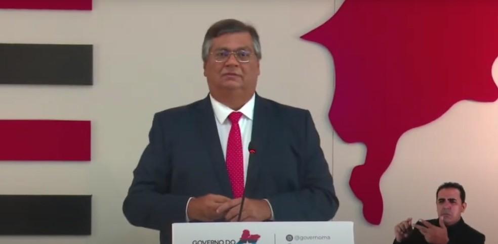 Governo anuncia novas medidas restritivas para os próximos 10 dias no Maranhão. — Foto: Reprodução/Governo do Maranhão