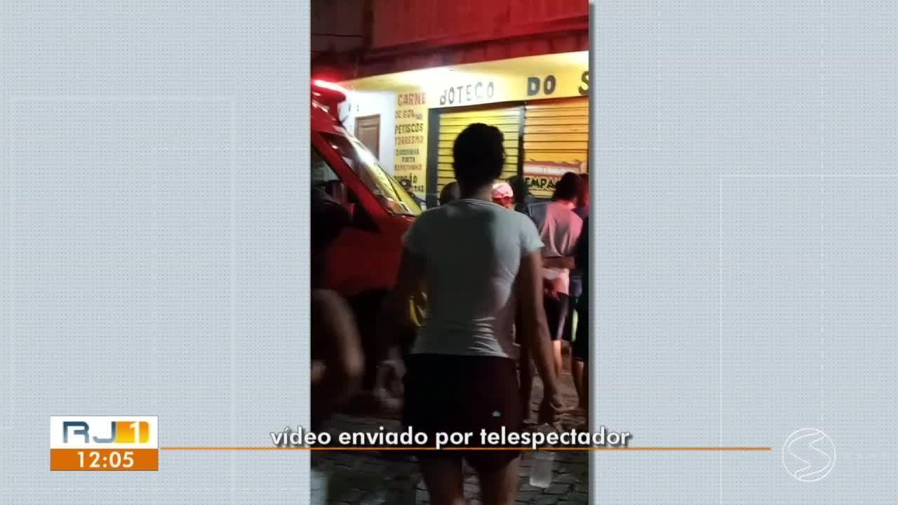 Homem é assassinado a tiros dentro de bar em Miguel Pereira
