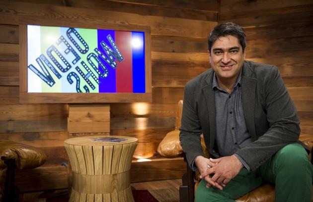 Zeca Camargo apresentou o programa entre 2013 e 2014 (Foto: TV Globo/João Cotta)