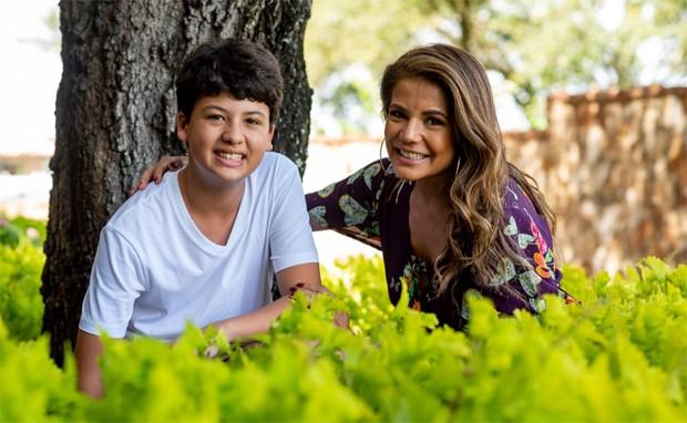 Nívea Stelmann e Miguel Frias (Foto: Reprodução / Instagram)