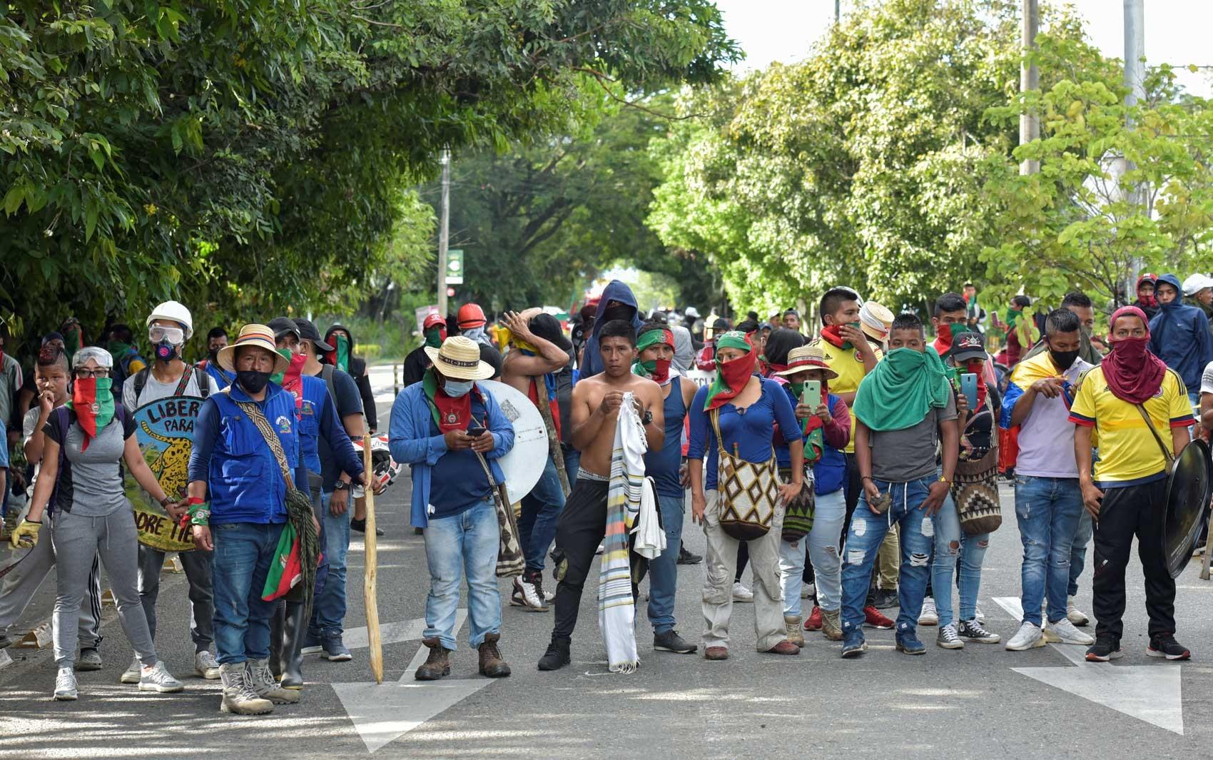 Presidente da Colômbia envia reforços a Cali após novos confrontos na região