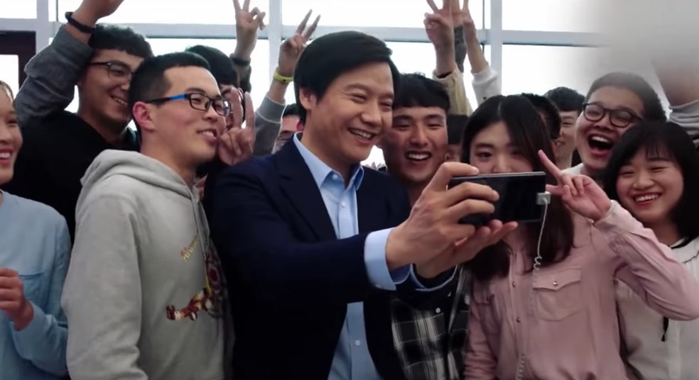 Lei Jun, fundador da Xiaomi — Foto: Reprodução/Xiaomi