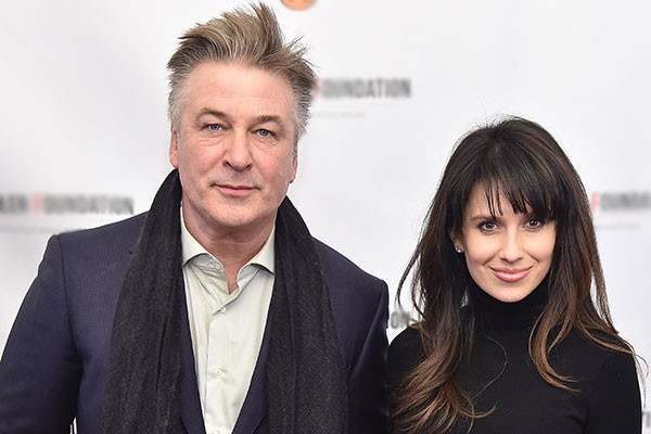 Alec Baldwin e Hilaria Thomas (Foto: Getty Images)