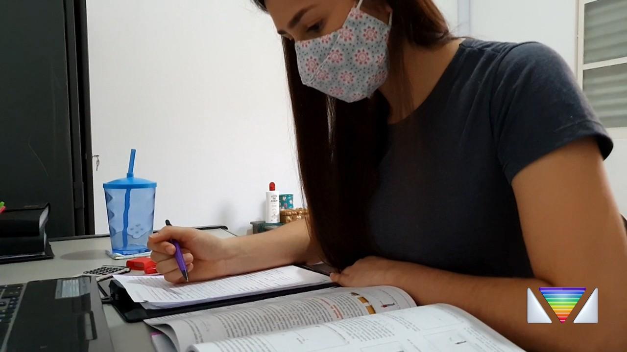 Estudantes contam rotina de preparo para vestibular do ITA