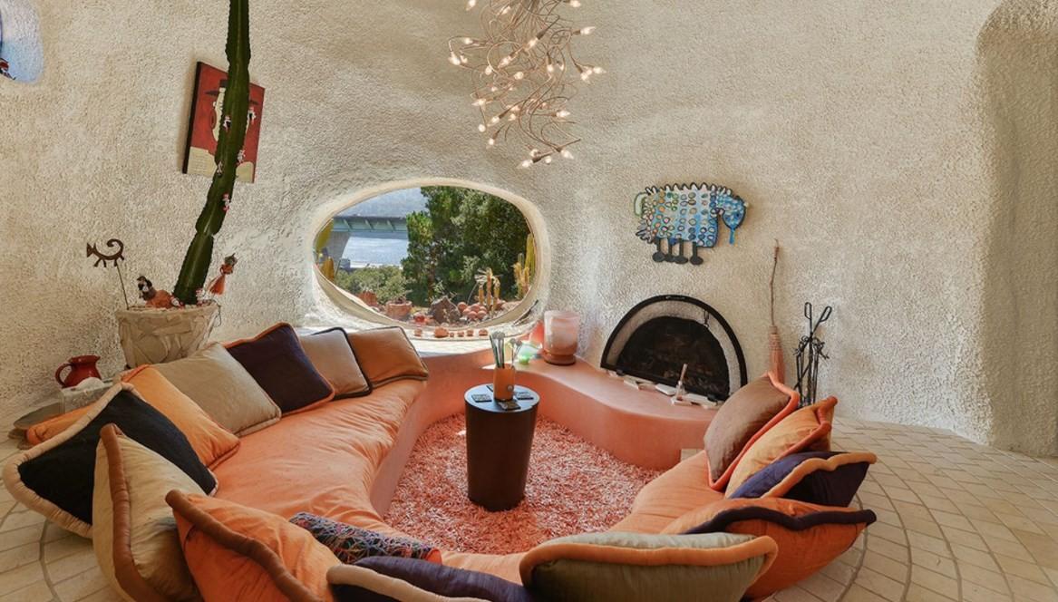 'Casa dos Flintstones'