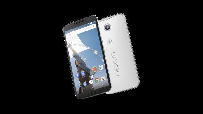 Nexus 6 é um foblet com Android Lollipop de fábrica (Foto: Divulgação/Google)