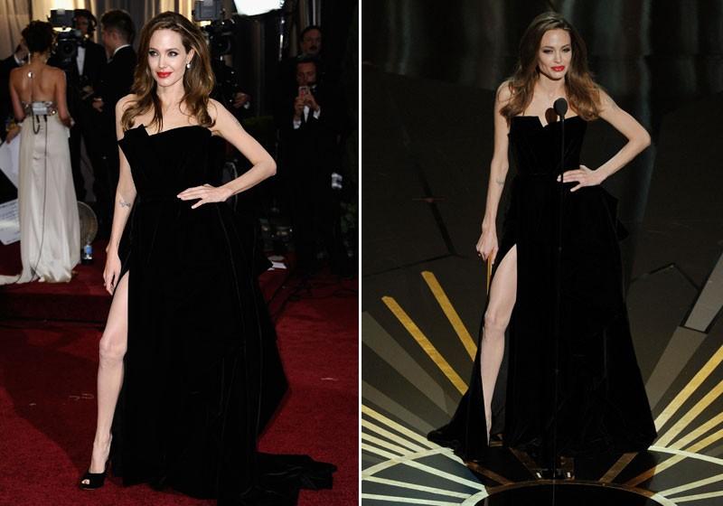 2f2b0e8a5 O pior do Oscar: relembre os vestidos mais contraditórios usados pelas  celebridades - Marie Claire | Galerias de Fotos