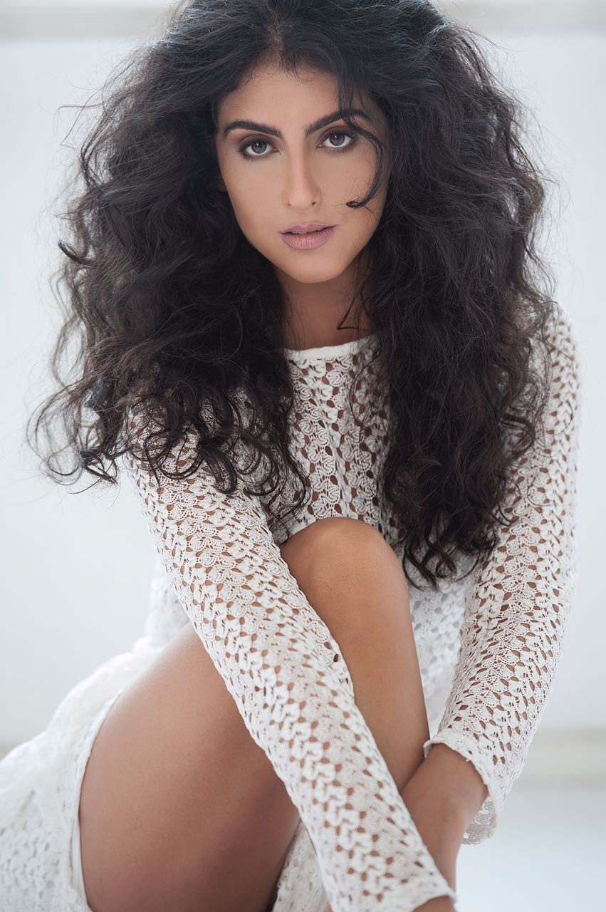 Yasmin Garcez estará em 'Orfãos da terra'