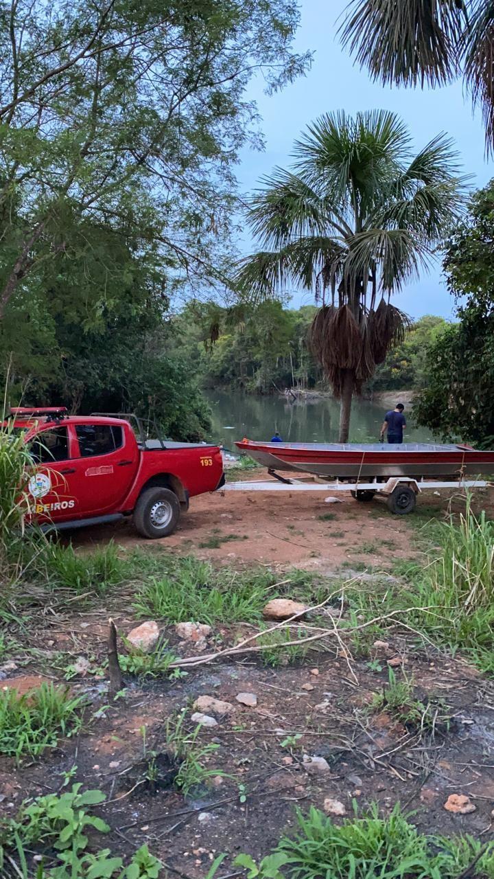 Corpo de homem é encontrado boiando em rio no norte de MT