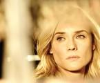 Sonya (Diane Kruger) em 'The bridge' | Reprodução
