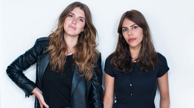 Manuela Bordasch e Catharina Dieterich são as sócias do Steal The Look (Foto: Divulgação)