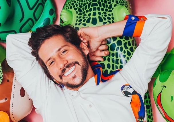 Caio Braz está na segunda temporada de Marmitas & Merendas (Foto: Reprodução)