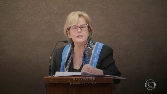 Presidente do Tribunal Superior Eleitoral afirma que as urnas são seguras