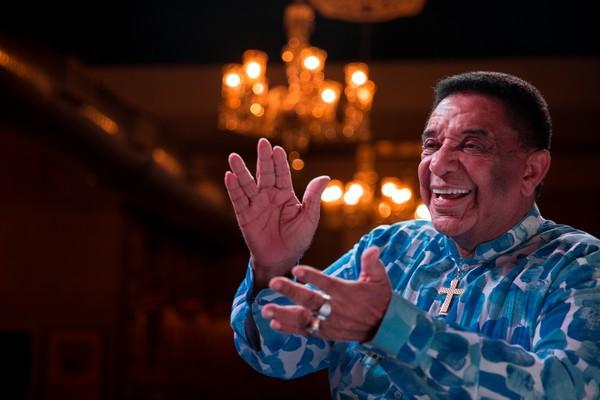 Agnaldo Timóteo morre no Rio de Covid aos 84 anos | Rio de Janeiro | G1