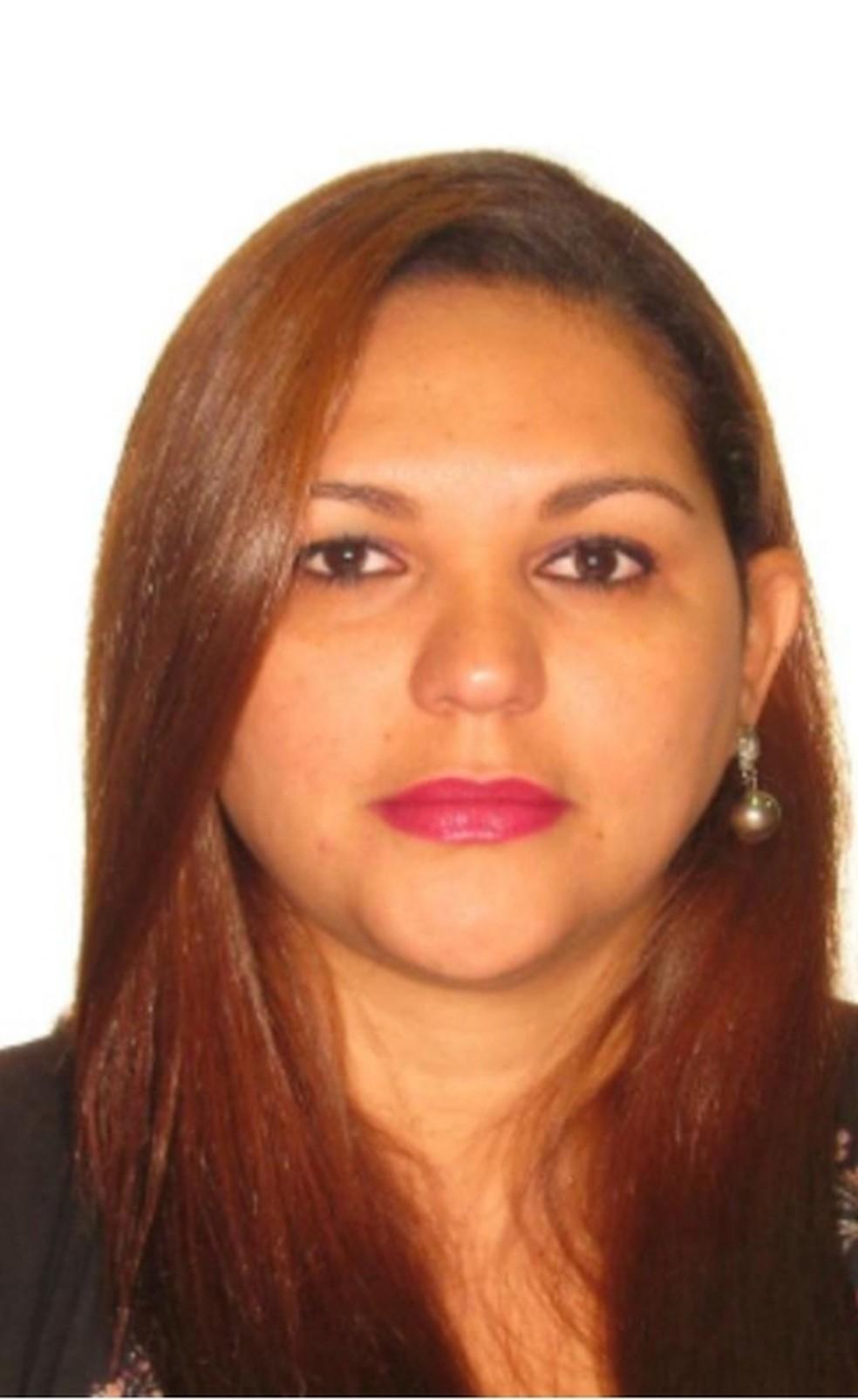 Rosileia Pereira Freitas, 36 anos, vítima de feminicídio no DF — Foto: Arquivo pessoal