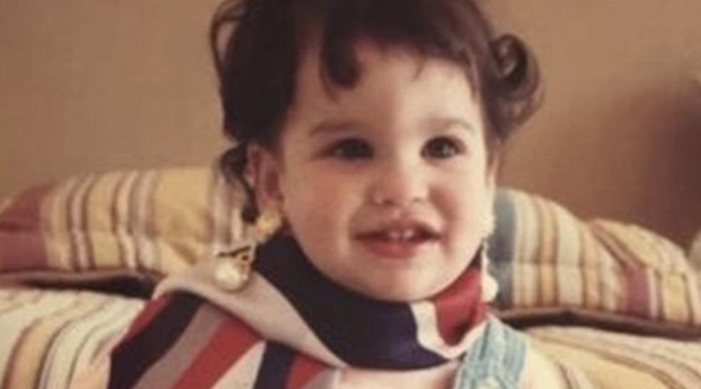Filha de Ana e David Feffer, Marina é a terceira de quatro irmãos — Foto: Arquivo pessoal