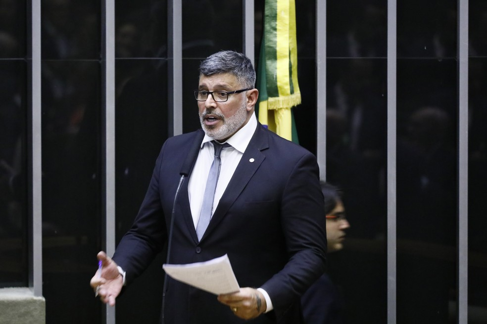 O deputado federal, Alexandre Frota (PSL-SP) — Foto: Luis Macedo/Câmara dos Deputados