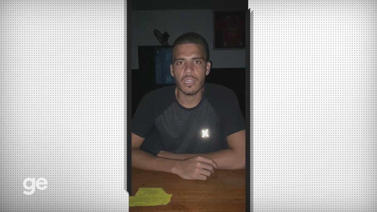Jogadores do Santos-AP relatam agonia e dificuldades com a falta de energia elétrica no AP