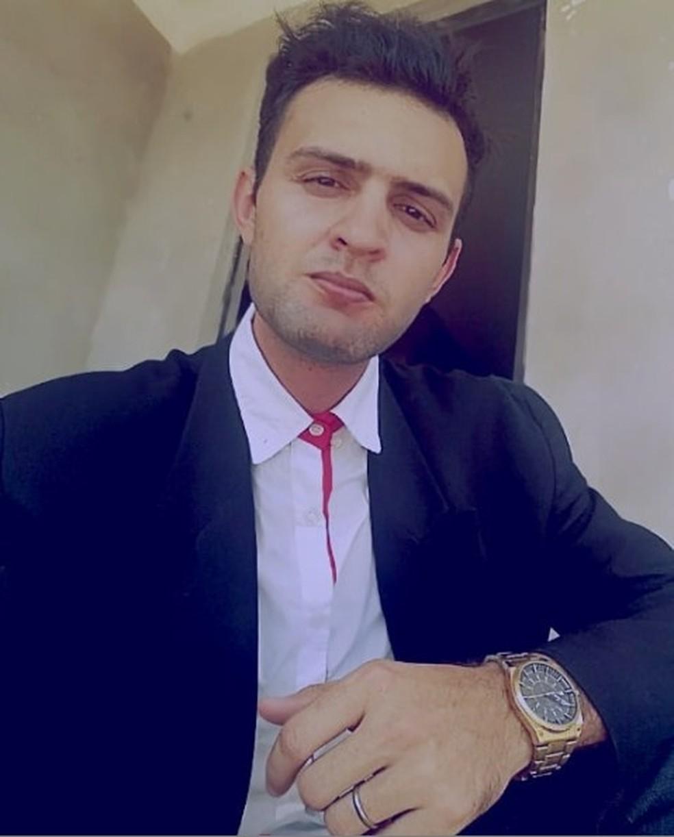 Sirlael Souza foi assassinado no N-8 em Petrolina — Foto: Reprodução/ Redes sociais