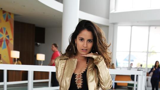 Amanda de Godoi comenta reta final de 'Pro Dia Nascer Feliz'