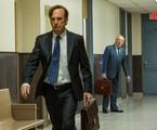 Bob Odenkirk e Michael McKean em 'Better call Saul'   Michele K. Short/AMC