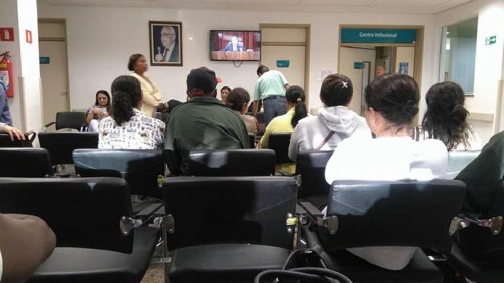 Os computadores do Hospital das Clínicas de Barretos foram atacados em junho, o que atrasou atendimentos (Foto: Mirele Matos Ribeiro)
