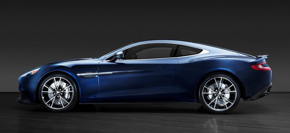 -  Aston Martin Vanquish Centenary Edition do ator Daniel Craig  Foto: Christie  39;s/Handout via Reuters