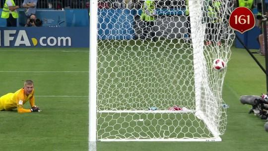 Seleção SporTV: reveja, em quatro minutos, todos os gols da Copa do Mundo