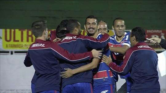 Os gols de Boa Esporte 0 x 2 Fortaleza pela 2ª rodada da Série B