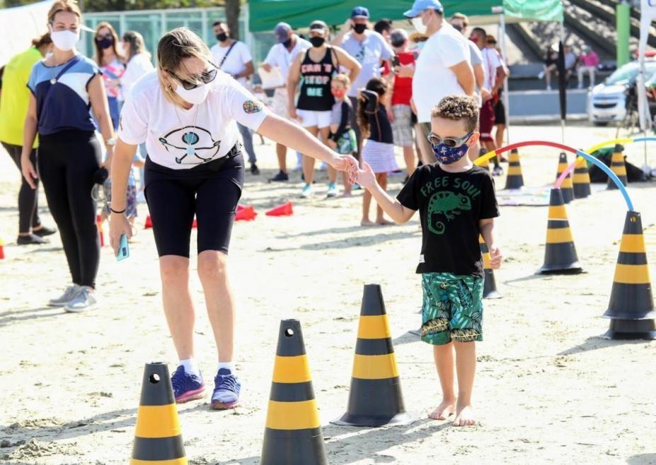 Santos promove eventos em homenagem ao Dia Nacional de Luta da Pessoa com Deficiência